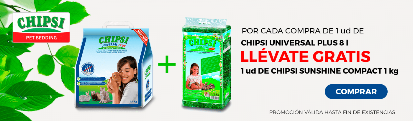 Regalo Chipsi Universal Plus
